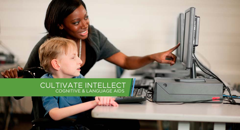 Cultivate Intellect - Cognitive & Language Aids